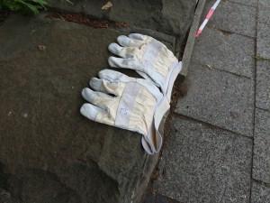 Handschuhe Tobias Dunkel