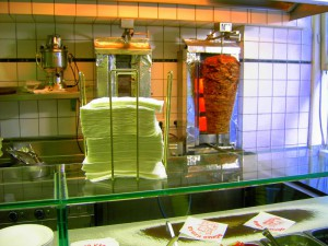 Döner Kebab; Foto: Flickr/kellinahandbasket