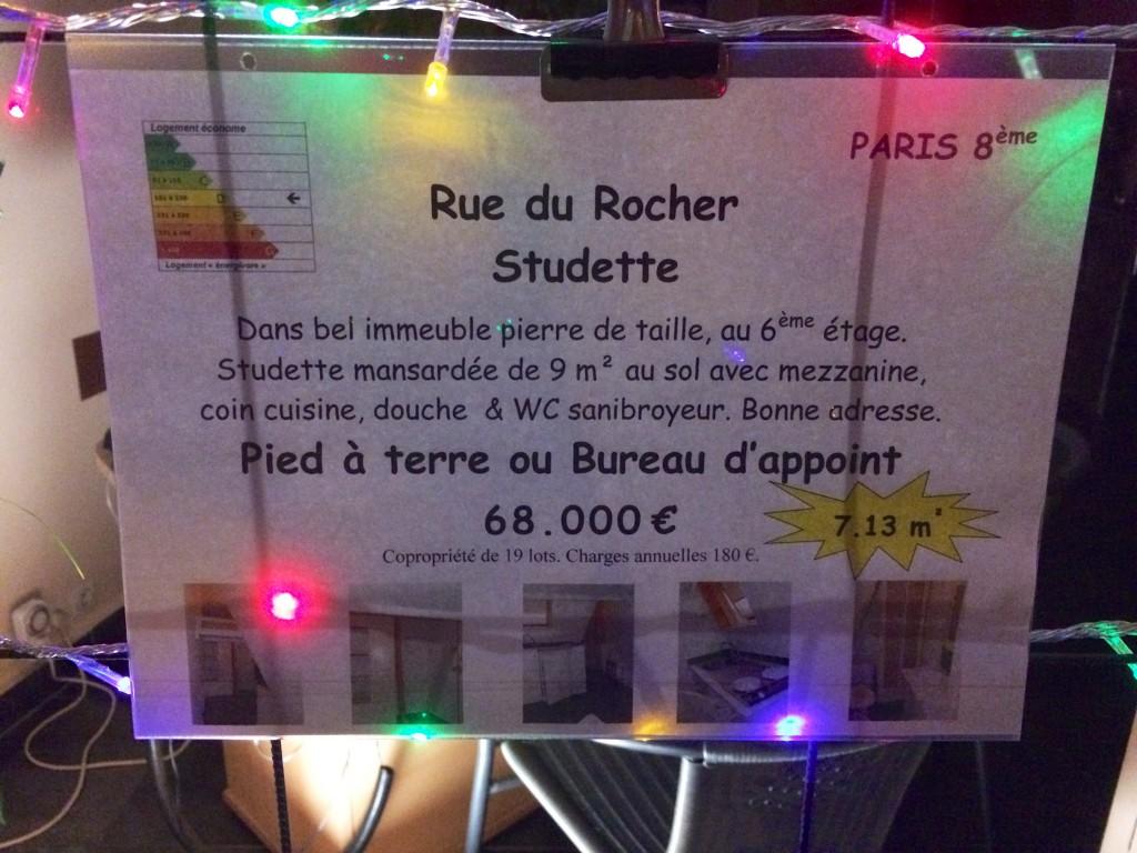 """Ein echtes Schnäppchen: Diese """"Wohnung"""" in Paris Tobias Dunkel"""