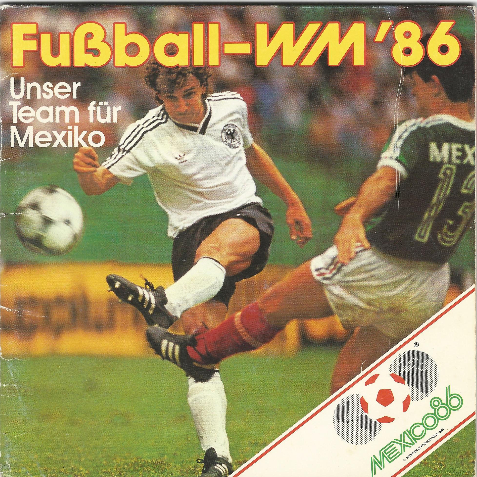 Mexiko 1986 Tobias Dunkel