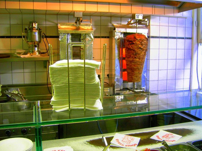 Foto: kellinahandbasket; Titel: Döner Kebab